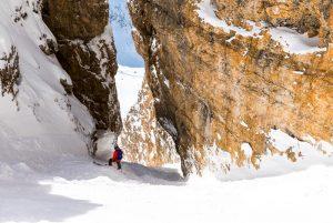 Dolomiten & Brenner: Bester Schnee