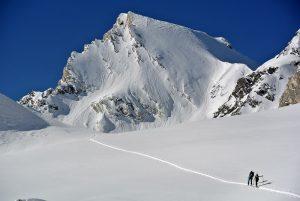 Skitouren Sterzing und Brenn mit Bergführer