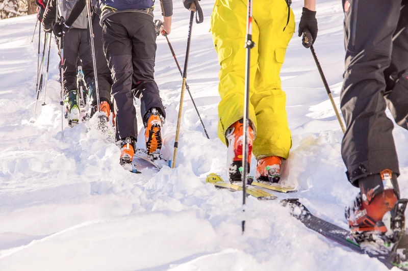 Skitourenkurs im Wipptal mit Bergführer