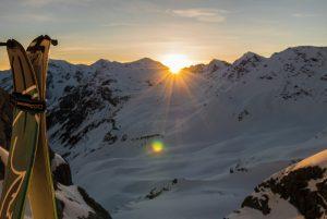 Skitour Königspitze und Cevedale mit Bergfüher