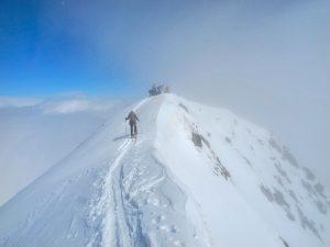 Skitour auf den Ortler mit Bergführer
