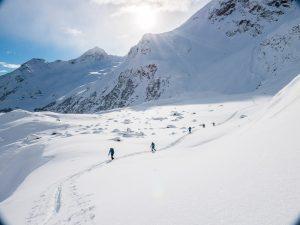 Skitouren Passeiertal mit Bergführer Südtirol