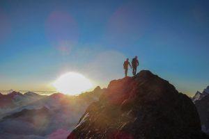Eiger – Mittellegigrat mit Bergführer
