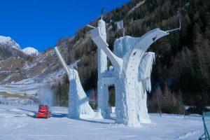 Eiskletterkurs Passeiertal mit Bergführer