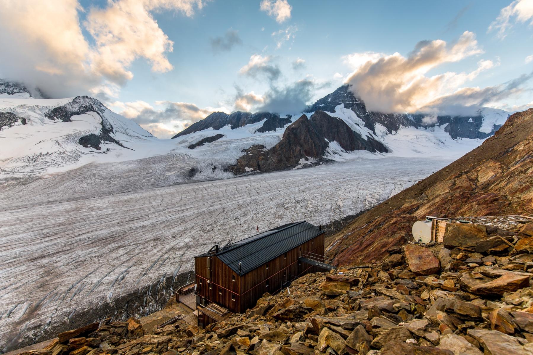Viertausender – Berner Oberland mit Bergführer