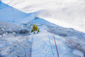 Eisklettern Südtirol und Vinschgau mit Bergführer