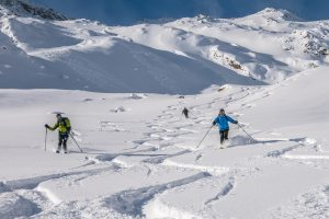 Freeride Sulden-Ortler mit Bergführer