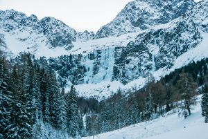 Eisklettern Renkfälle mit Bergführer