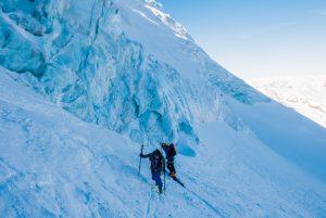 Skitourendurchquerung Berner Oberland mit Bergführer