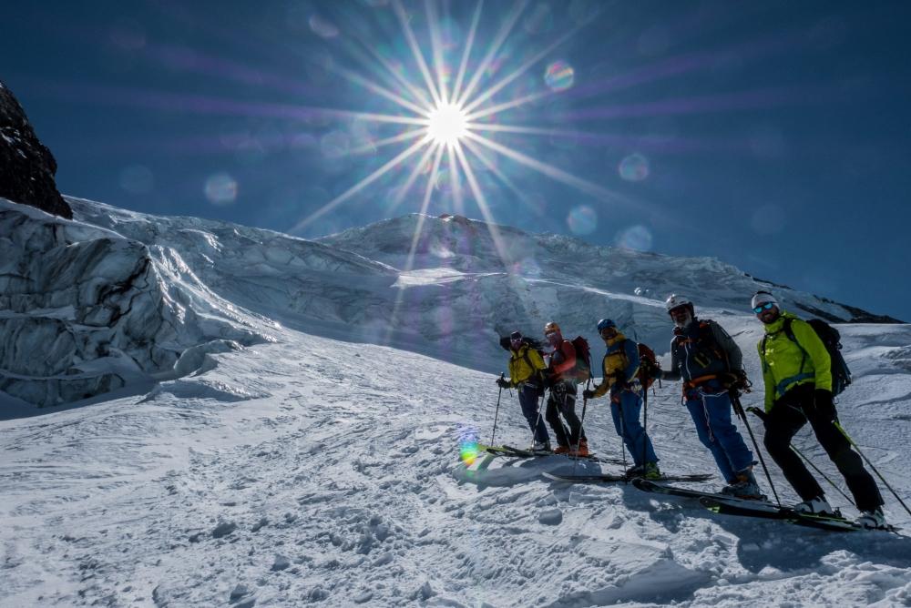 Skitouren um die Franz-Senn Hütte – Stubaier Alpen mit Bergführer