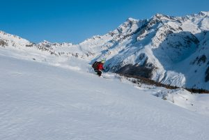 Skitouren Pfitschertal mit Bergführer