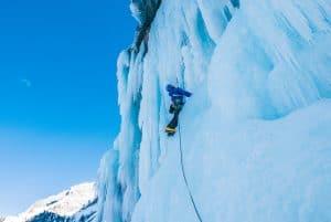 Eisklettern Zillertal mit Bergführer