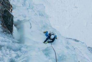 Eisklettern Ötztal und Pitztal mit Bergführer