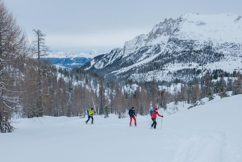 Skitouren individuell mit Bergführer
